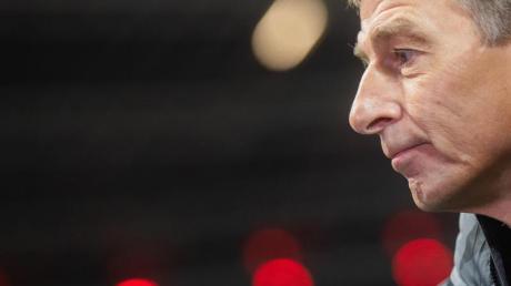 Hat mit Hertha BSC Großes vor: Jürgen Klinsmann.