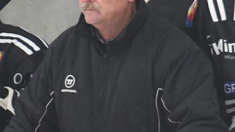 Erhält Rückendeckung seitens der Abteilungsführung: Eisbären-Trainer Stanislav Hlozek.