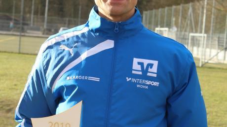 Mit einer souveränen Vorstellung in Rain sicherte sich Andreas Beck nicht nur den Tagessieg, sondern auch zum ersten Mal den Gesamtsieg der Donau-Rieser Jedermannslaufserie.