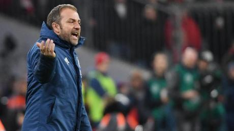 Bleibt Chef-Trainer beim FCBayern: Hansi Flick.