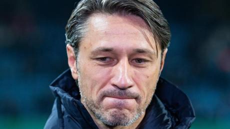 Trainer Niko Kovac wurde vom FC Bayern München entlassen.
