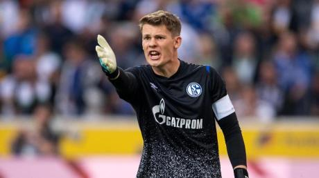Alexander Nübel wechselt nach der Saison vom FC Schalke 04 zum FC Bayern.