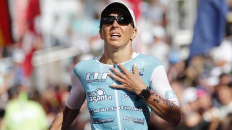 Ist für eine resolute Bestrafung von Dopingsündern: Ironman-Siegerin Anne Haug.