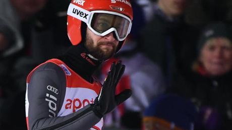 Selbstkritisch: Skisprung-Ass Markus Eisenbichler.