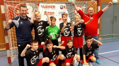 Vor einem Jahr gewann die SG Bubesheim-Wasserburg das Turnier der D-Junioren. Gelingt diesmal die Titelverteidigung?