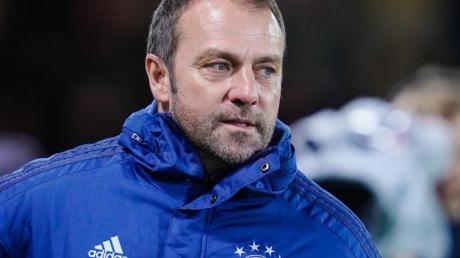 Ist beim FC Bayern München zum Cheftrainer aufgestiegen:Hansi Flick.
