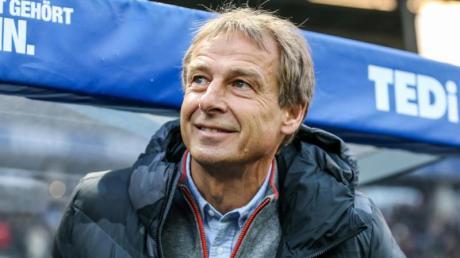 Will den Hertha-Kader verkleinern: Jürgen Klinsmann.