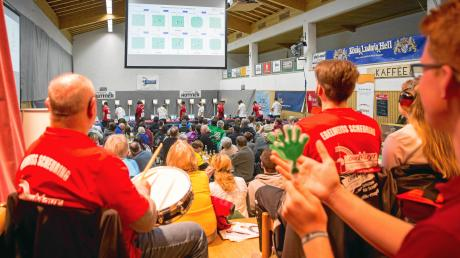 In Scheuring findet am Wochenende erstmals ein kompletter Wettkampfdurchgang in der 1. Bundesliga statt. Für das Luftpistolenteam der Edelweißschützen geht es um den Klassenerhalt.