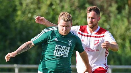 Wechselt zur neuen Saison als Coach zum SV Klingsmoos: Dominik Berchermeier (links).