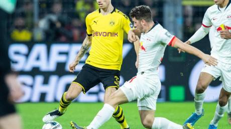 Julian Weigl (l) verlässt Dortmund.