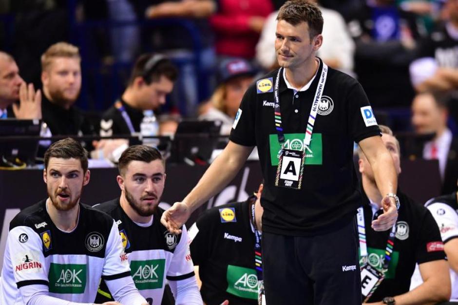 Das Ist Der Deutsche Kader Fur Die Handball Em 2020 Sport