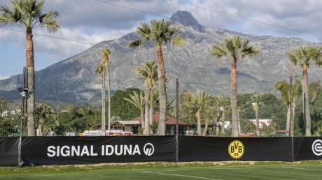 Borussia Dortmund reist wie gewohnt nach Marbella.