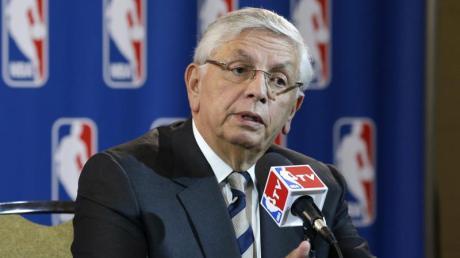 David Stern war 30 Jahre lang der Chef der NBA.