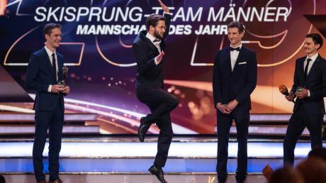 Bei der Wahl zum Sportler des Jahres 2019 wurden die deutschen Skispringer als beste Mannschaft ausgezeichnet. Jetzt sind die Sportler aus der Region dran.