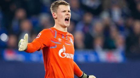 Wird zum FC Bayern München wechseln: Torwart Alexander Nübel vom FC Schalke 04.