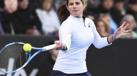 Startete wie auch Laura Siegemund mit einem Sieg ins Tennisjahr 2020: Julia Görges.