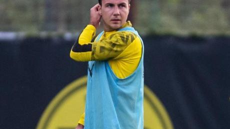 Mario Götze möchte Dortmund verlassen.