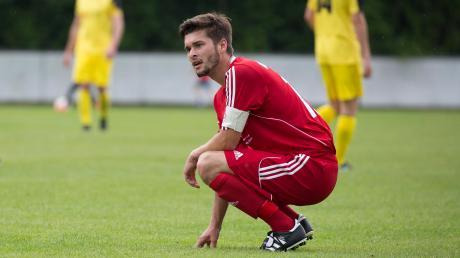 Philipp Ropers ist Spielertrainer beim A-Klassisten MTV Dießen. In der Halle feierte er jetzt mit der Futsal-Auswahl Bayern einen großen Erfolg.