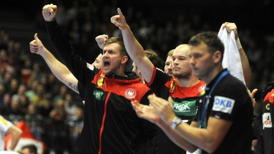 Auftaktspiel Trondheim Handball Em 2020 Deutschland Gegen