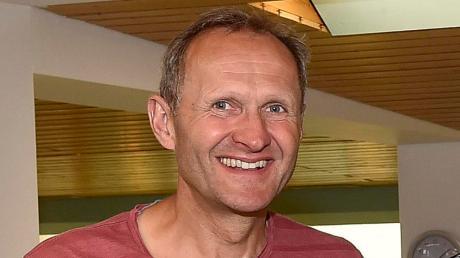 Franz Berghofer, Schützenmeister von Edelweiß Scheuring, gibt sich nach dem Klassenerhalt der Luftpistolenmannschaft in der 1. Bundesliga selbstkritisch.