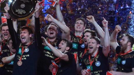Deutschland wurd 2016 nach 2004 zum zweiten Mal Handball-Europameister.