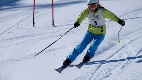 Bei zwei Riesenslalomrennen wird die Meringerin Ute Kulzinger bei den Winter World Master Games 2020 in Innsbruck an den Start gehen. Für die 45-Jährige ist dieses große Event ihr bislang größtes sportliches Abenteuer.