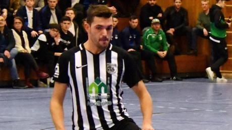 Fabian Wolf wird in Günzburg sowohl als Spieler des TSV Meitingen als auch als Trainer der Frauen des SC Biberbach vertreten sein.