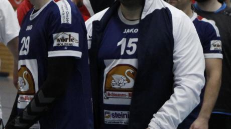 Bereit fürs erste Spiel im neuen Jahr: Wertingens Spielertrainer Andreas Seitz (Mitte) und seine Bezirksliga-Truppe.
