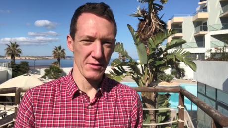 FCA-Reporter Johannes Graf hat den FC Augsburg im Trainingslager auf Malta begleitet.