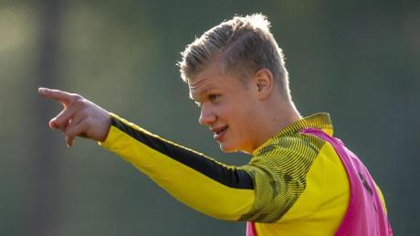 Neu beim BVB: Erling Haaland.