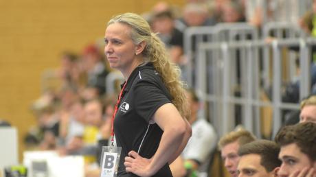 Friedbergs Trainerin Christina Seidel ist am Wochenende mit der Bayernauswahl beim Deutschland-Cup unterwegs.