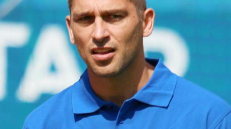 Michael Klaus, Trainer der U19 der JFG Nordries Marktoffingen.