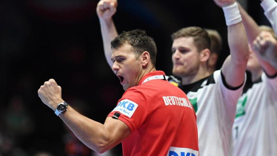 Deutschland Spanien Handball Live In Tv Stream Free Tv