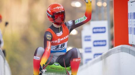 Hier finden Sie den Zeitplan und alle Termine zum Rodel-Weltcup 2019/20. Durfte über ihren dritten Saisonsieg jubeln: Julia Taubitz.