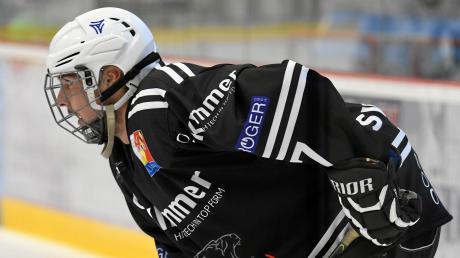 Das Burgauer Nachwuchstalent Niklas Dörrich erzielte die erste Führung für den ESV Burgau gegen Forst.