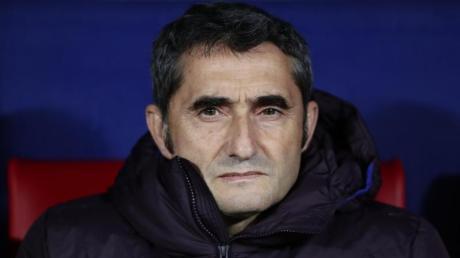 Konsequenzen nach dem Halbfinal-Desaster: Barça-Trainer Ernesto Valverde ist gefeuert.