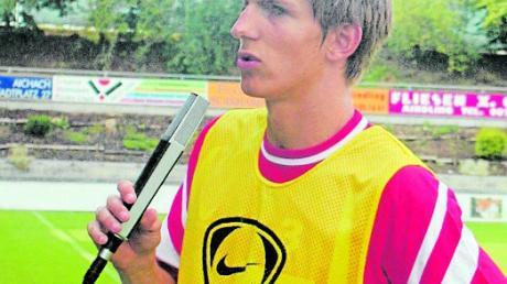 2006 kam Christian Adrianowytsch als junger Spieler zum TSV Aindling. Im Sommer kehrt er als erfahrener Spielertrainer zurück.