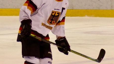 Katharina Häckelsmiller spielt für Deutschland in der U16-Damen-Nationalmannschaft.
