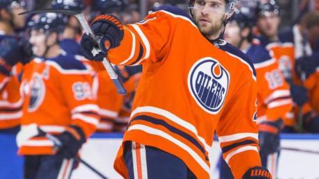 Leon Draisaitl führte die Edmonton Oilers zum Sieg.