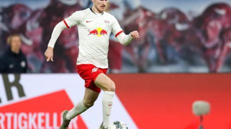 Der Leipziger Timo Werner hat bereits 18 Saisontore in der Bundesliga erzielt.