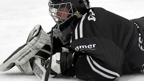 War im jüngsten Heimspiel ein starker Rückhalt seines Teams: Eisbären-Torwart Sebastian Gassner.