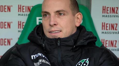 Ist nicht mehr Sportdirektor bei Hannover 96: Jan Schlaudraff.