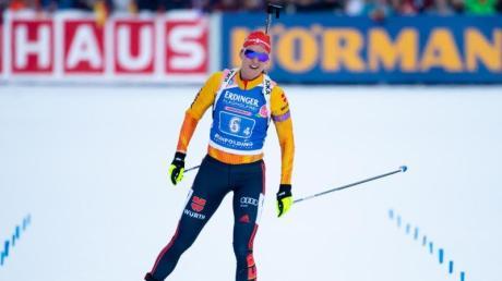 Heute am 23.2.20 ist der Massenstart der Männer und Frauen zu sehen. Hier gibt es alle Infos zur Biathlon-WM 2020 - Programm, Termine, Zeitplan, Datum, Uhrzeit und Rennkalender.