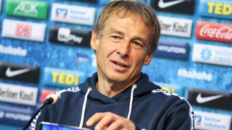 Jürgen Klinsmanns Trainerlizenz ist gültig.