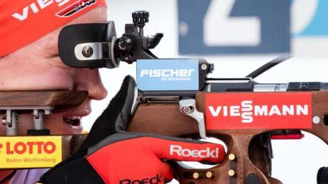 Biathlon 2019/20 heute: Ergebnisse und Gewinner am 18.01.2020: Benedikt Doll und sein Team landeten nur auf dem 5. Platz.