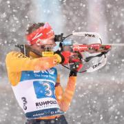 Biathlon-Weltcup 2019/20, heute in Pokljuka: TV-Termine, Live-Stream, Gratis-Stream und Übertragung - alle Infos hier.