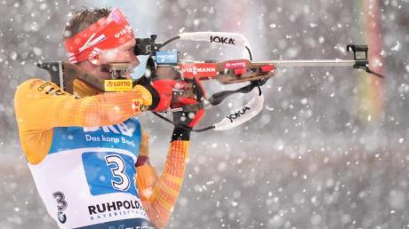 Beim Biathlon-Weltcup 2019/20 in Ruhpolding sind die Athleten am 19.1.20 in der Verfolgung gefragt. TV-Termine, Live-Stream, Gratis-Stream und Übertragung: alle Infos hier.