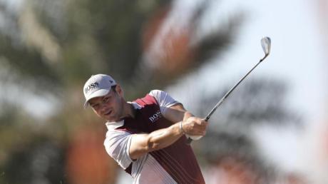 Martin Kaymer startete stark ins neue Golfjahr.