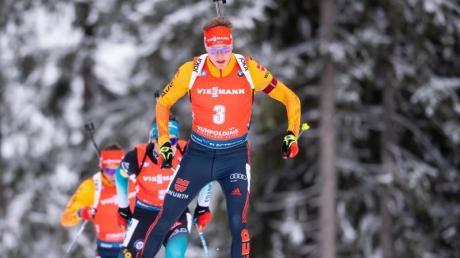 Heute Biathlon 2019/20: Ergebnisse und Gewinner am 19.01.2020. Benedikt Doll wurde Fünfter in der Verfolgung.