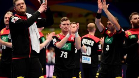 Die deutschen Handballer wollen sich nach der Niederlage gegen Kroatien im Prestige-Duell mit Österreich keine Blöße geben.